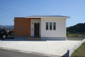 向江町の家 (3)
