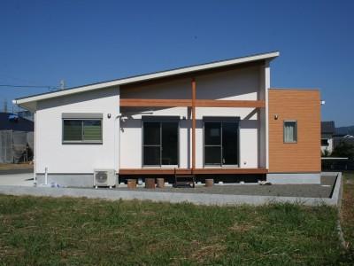 向江町の家