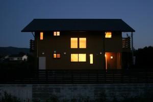 黒壁の家 (8)