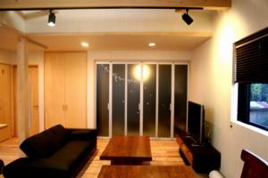 黒壁の家 (7)