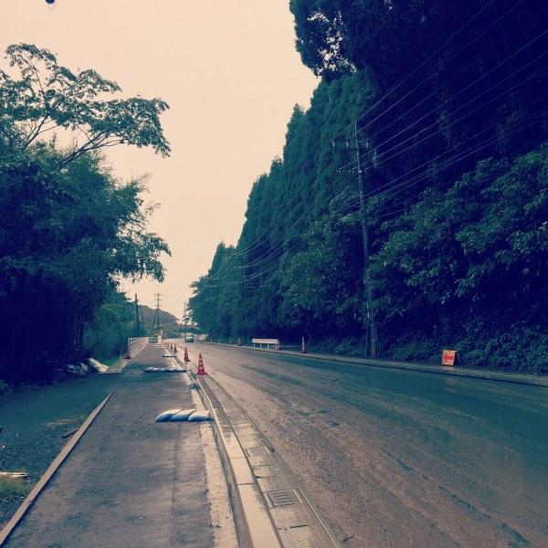 田頭建設土木工事道路舗装路盤