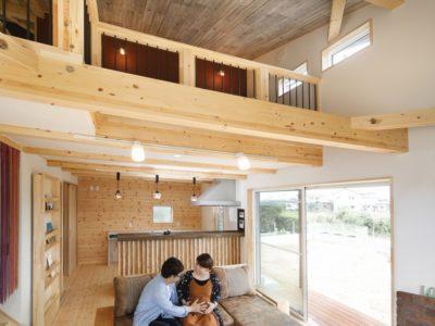 家族のストーリーを彩る 平屋+αの空間を持つ住まい
