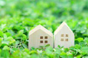 エコ低燃費な家 緑 木の家