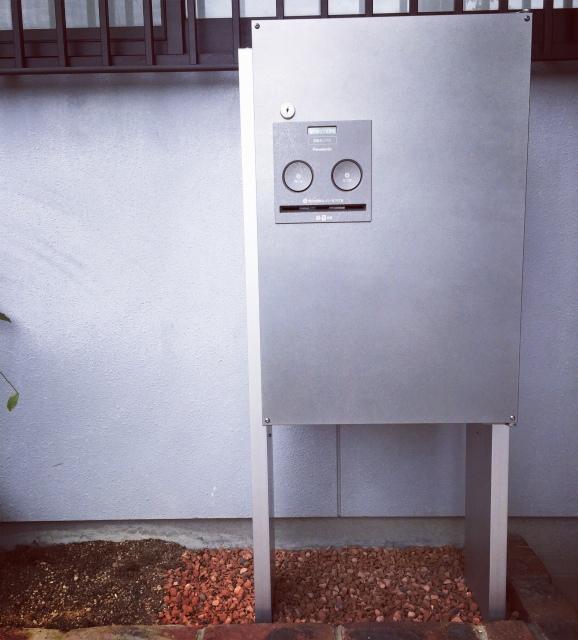宅配ボックス Panasonic COMBO