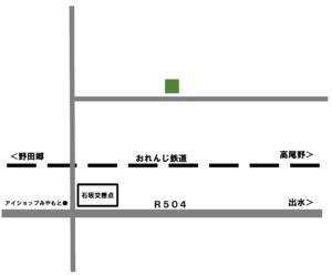 オープンハウス地図