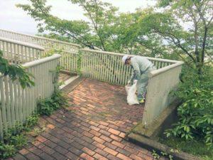 田頭建設清掃ボランティア