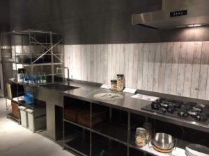 サンワカンパニーステンレスキッチン2