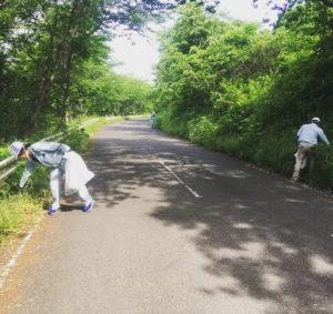 201905東光山公園 清掃ボランティア活動状況
