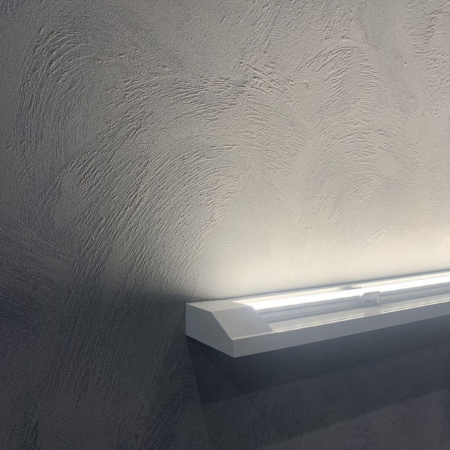 モデルハウス 壁 塗装